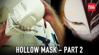DIY Bleach Hollow Mask Part 2