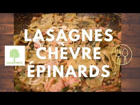 lasagnes-vÉgÉtariennes-chÈvre-Épinards-prêtes-en-20-minutes-!-(lundi-vert-n°10)