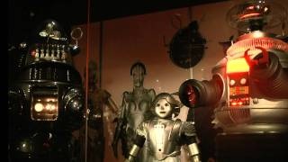 b9 meets robbie   lost in space forbidden planet robots