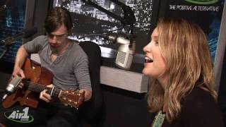 "Air1 - Britt Nicole ""Hanging On"" LIVE"