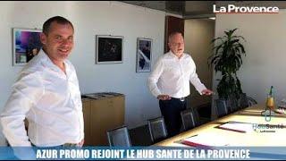 Hub Santé : Azur Promo rejoint le Hub Santé de La Provence
