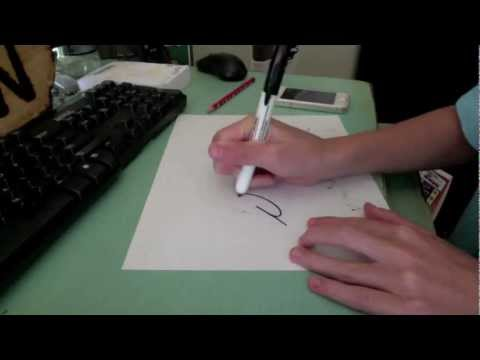 How To Make Yourself A COOL Signature!