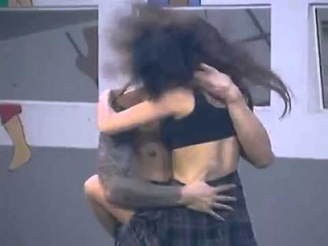 Pbb Zeus and Dawn hot dance