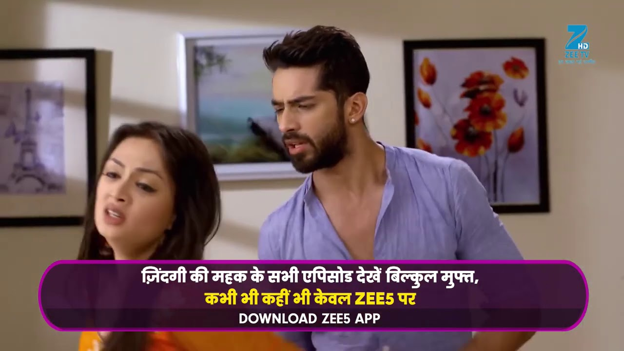 Download Zindagi Ki Mehek - Zee TV Show - Watch Full Series on Zee5 | Link in Description