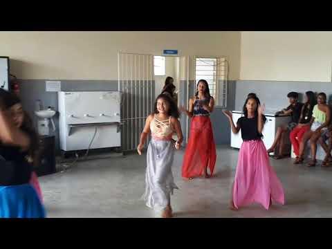 Dança - Show de talentos 2017 da Esc Dom José Vicente Távora