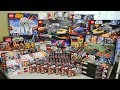MY MASSIVE $5,000 LEGO SEALED SET COLLECTION!