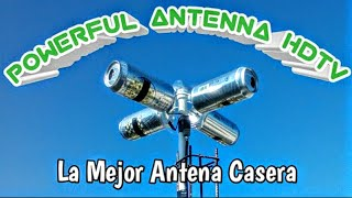 POWERFUL ANTENNA HDTV Modified Version