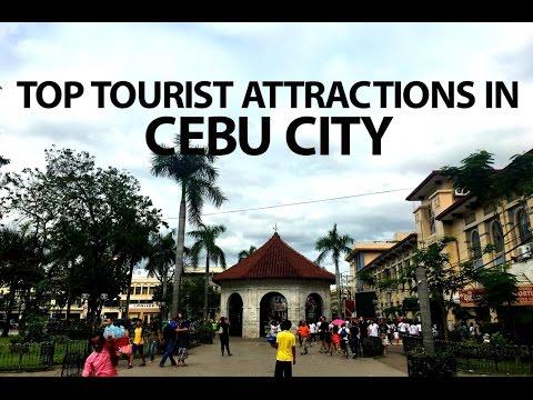 Cebu City Tourist Attractions - Cebu City, Cebu, Philippines