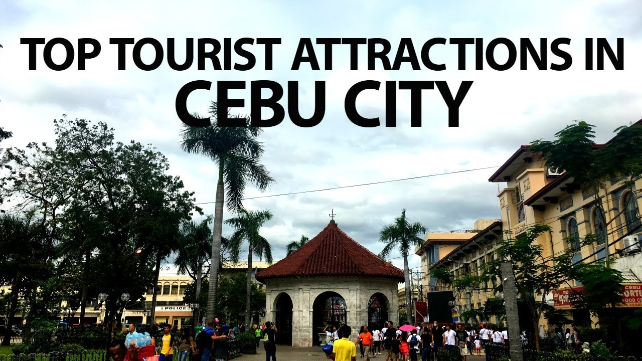 cebu city tourist attractions cebu city cebu philippines youtube