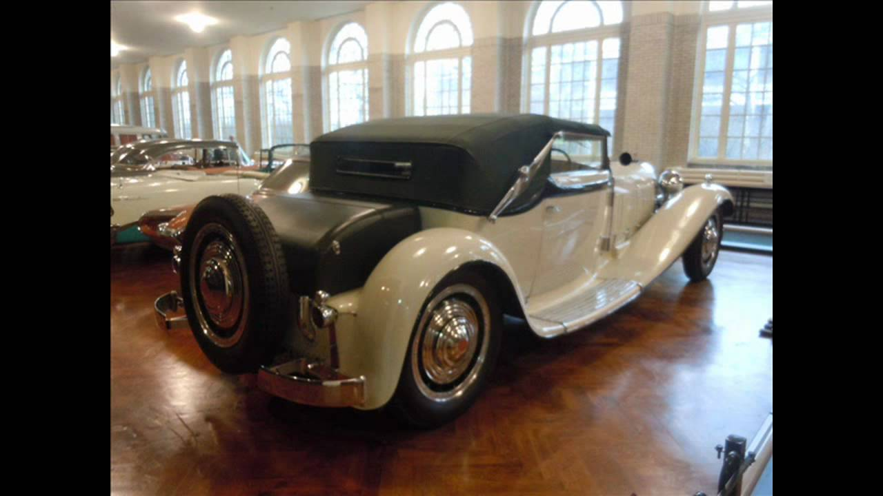 1931 bugatti royale type 41 extremely rare - youtube
