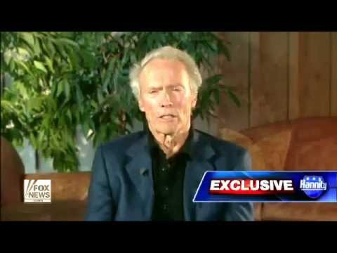 Thumbnail: Clint Eastwood On Hannity Interview; Talks RNC Speech & Liberal Hollywood