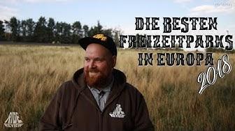 Die Besten Freizeitparks in Europa 2018 - World of Parks Award