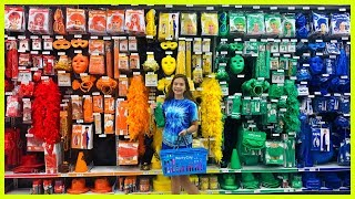 SHOPPING FOR SPIRIT WEEK OUTFITS / FRIENDS BIRTHDAY GIFTS | IT