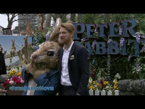 Peter Rabbit Movie Premiere LIVE