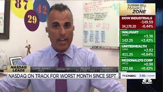Virtus Investment Partners' Joe Terranova on markets as the Nasdaq sinks
