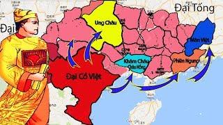 Đại Việt Đã 5 Lần Tiến Quân Chiếm Phương Bắc Như Thế Nào|Lịch Sử Việt Nam|