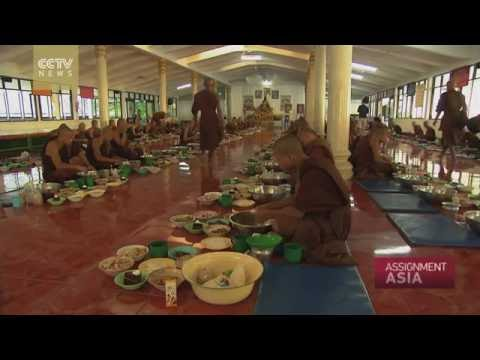 Assignment Asia: Thailand's rehab temple