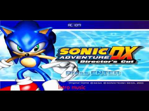 Sonic Adventure DX - Sound, Voice and Music Mods (  In Progress)