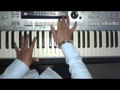 hướng dẫn intro điệu rumba tone trưởng đơn giản.