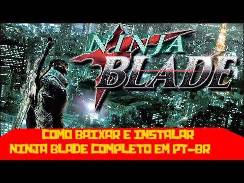 Обзор игры Ninja Blade от ASH2 (СТАРОЕ ВИДЕО!!!)