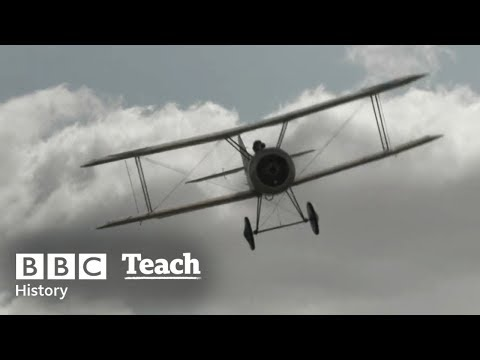 The war in the air in WW1 | History - I Was There: The Great War Interviews