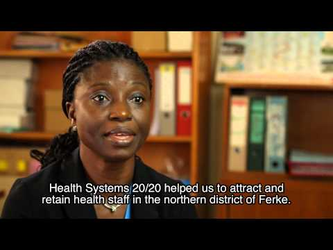 Strengthening Human Resources for Health in Cote d'Ivoire