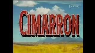 Cimarron - Farowest, imagem boa, 4 episódios legendados e 2 dublado - 5 DVDs