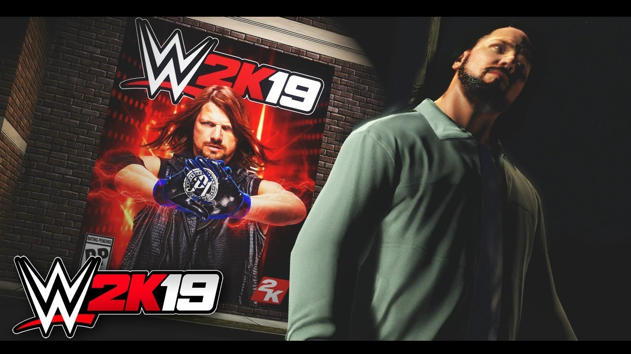 WWE 2K19 PC Full Game Download Free - GrabPCGames com