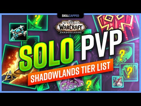 Solo PvP TIER LIST | Every Class RANKED in Duels/BGs/World PvP