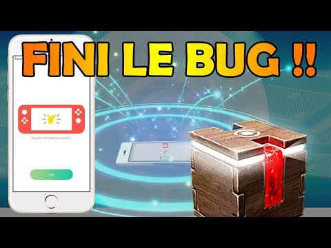 CONNECTER POKEMON GO A SA SWITCH ! TUTO TRANSFERT & CORRIGER LE BUG thumbnail