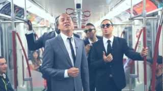 Jarvis Church is Having A Party on the Subway