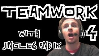 World of Tanks || Teamwork #4 the PERFECT SCORE 15/15 kills with Jingles and Ik.