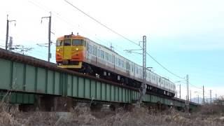 しなの鉄道115系電車「台鉄自強号色」動画集
