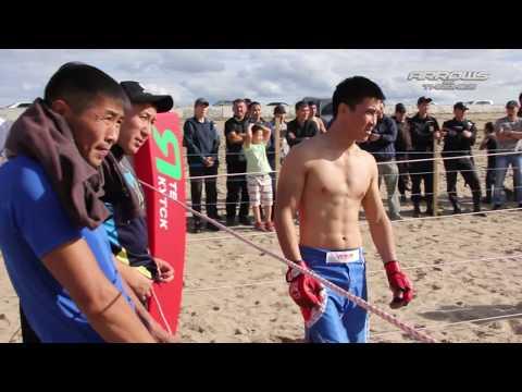 Чингисхан против новичка, Стрелка в Якутске