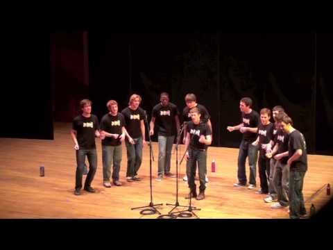 Obertones sing Echo by R Kelly