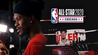 What really goes down during NBA All Star weekend | Jimmy Butler Vlogs