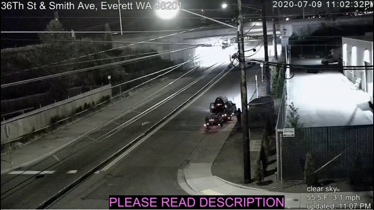 Peanut Truck Acting Suspicious Late Night ... Smith Ave (Formerly Tweaker Cam)