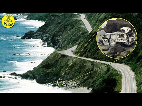 This Woman's Car Fell 250 Feet Down A Rocky Cliff And Her Incredible StoryOfSurvival Will InspireYou