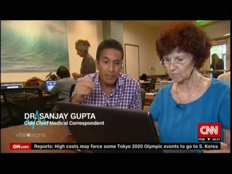 CNN: SD Woman Discovers Health Benefits of Gaming Through San Diego Continuing Education
