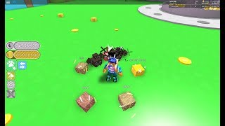 Trying Roblox MOBILE