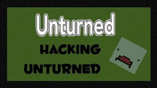 How to hack Unturned Exp (Cheat Engine)