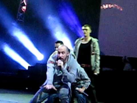 Backstreet boys in Moscow 2009 - This is us (мой любимый момент)