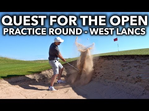 Quest for the Open - Regional Qualifier Practice Round - West Lancs