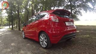 Ford Fiesta Red | TEST