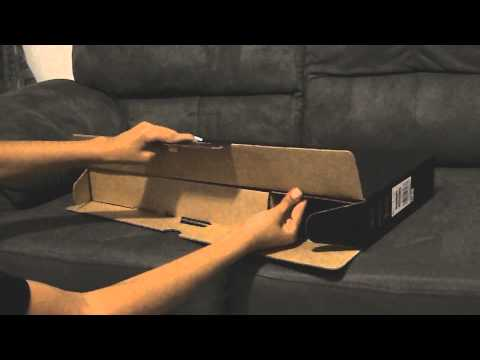Unboxing Sony Vaio Fit 15 E