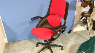 All33 Backstrong Chair Issues