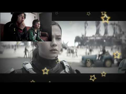 Pacífic Rim uprising - Video reacción Raziel JR