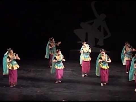 Taal Prabandha Choreograph By A  Raseswori Devi
