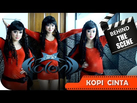 Trio Kalonk - Behind The Scenes Video Clip - Kopi Cinta - TV Musik Indonesia