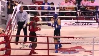 IFMA 2012 Final 86 kgs - Sy Sadibou vs Vakhitov Artem